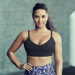 NEW! Fabletics Demi Lovato Lanelle Sports Bra